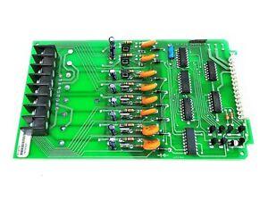Kone Elevator Output Circuit Board P-15775 NOS