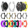 Electroplated TPU / Silicone Watch Case Frame Cover for Samsung Gear S3 Frontier