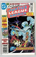 Justice League Of America #193 1st All-Star Squadron Signed Rich Buckler
