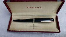 1940's Solid Green Skyline Fountain Pen with Eversharp 14k fine Nib