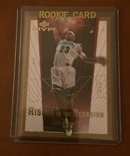 2003 Upper Deck MVP Rising To The Occasion #RO2 LeBron James - Rookie Year