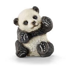 Schleich 14734 Panda Cub Playing Bear Animal Model Toy Figurine 2015 - NIP