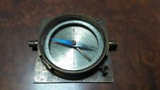Antique compass for Yacht Marine FR.J.BERG, more 160 years old, Stockholm