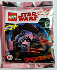NEW - ORIGINAL LEGO STAR WARS LIMITED EDITION DROIDEKA 911840 Foil Pack - Sealed