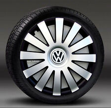 "4x15"" wheel trims, Hub Caps, Covers to fit Vw Golf,Polo,Touran,Caddy"