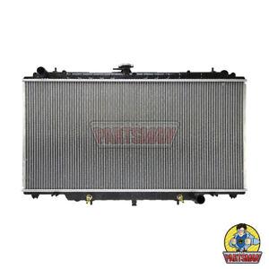 Radiator Nissan Patrol GU Y61 4.5L TB45E 6Cyl Petrol 10/97-on Manual & Automatic