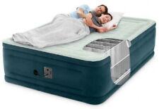 Intex 24' Queen Dura-beam Dream Pillow Top Air Mattress with Built-in Pump