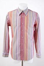 HUGO BOSS Hemd Gr. 40-15¾ Baumwolle Freizeit Hemd Shirt