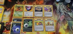 Team Rocket 1st Edition Uncommon/Commonn Lot. (15 cards total)