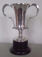 Vintage large silver trophy, silver, trophy, antique, trophies, sporting trophy