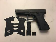 HANDLEITGRIPS LASER CUT CUSTOM TACTICAL GUN GRIP TAPE for Glock 22 GEN 4