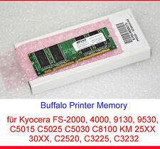 256 MB di RAM Buffalo 870LM00075 pd333-s256hdjke per Kyocera FS-2000 4000 9130