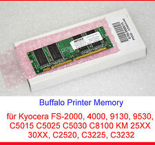 256 MB RAM BUFFALO 870LM00075 PD333-S256HDJKE FÜR KYOCERA FS-2000 4000 9130 9530