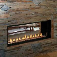 "Superior Fireplaces 43"" Linear Vent-Free Fireplace with Electronic Ignition"