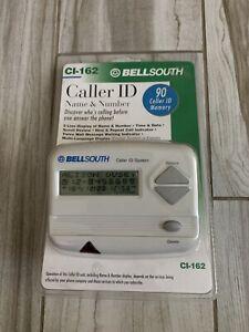 BELLSOUTH caller ID 90 caller ID memory CI-162