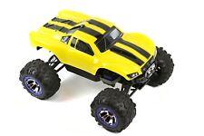 Custom Body Bumble Bee for Traxxas Summit / Slash 1/10 Truck Car Cover Shell