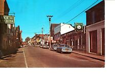 Chatham, New Brunswick, Canada  Water Street 1960s