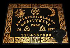 Ouijabbrett, streghe Brett, witchboard celtico, esoterismo, occulta, Tarot 43cmx58cm
