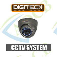 NEW DUAL LENS NIGHT VISION CCTV SECURITY DOME CAMERA SONY LENS 600TVL IR