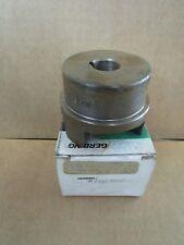 """NEW GERBING KEYED BORE JAW COUPLING G-500 X 11/16 404-6090 11/16"""" BORE"""