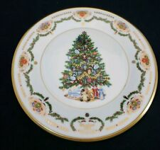 Lenox 1996 Annual Christmas Trees Around The World Plate - Russia. Made in Usa