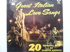 Pop Vinyl-Schallplatten (1970er) aus Italien mit LP (12 Inch) - Plattengröße