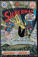 Superman #279 1974 FN/VF 7.0 Batgirl! DC Comics Bronze Age