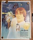 1977 Star Wars: A New Hope poster set of 4 Coca Cola Burger King Great cond.