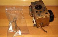 Drehkondensator UKW-Tuner mit Zubehör aus Loewe Opta Apollo Plastik 761W