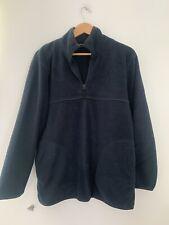 Jersey de lana para hombre Manga Larga Negro S Poliéster Casual < JS3857