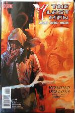 The Last Man #43 VF NM- 1st Print Vertigo Comics