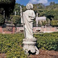 St. Jude Patron Saint Of Hopeless Cases Design Toscano Exclusive Garden Statue