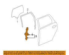 Chevrolet GM OEM 04-05 Malibu Rear Door-Window Regulator 15270573