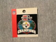 Pittsburgh Steelers Super Bowl XL Championship Pin
