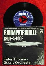 Single Peter Thomas: Raumpatrouille (Philips 346 018 PF) D 1967