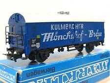 Märklin H0 4660 Bierwagen Kulmbacher Mönchshof Bräu DB OVP (Q6798)