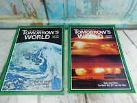 Lot Of 2 The Good News Of Tomorrows World Magazines Religious Aug & Sept 1971