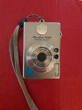 Canon PC1037 PowerShot S230 Digital Elph 3.2 Mega Pixel Digital Camera