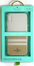 kate spade new york - Clear Case for Apple iPhone XS Max - Charlotte Gold