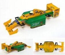 1994 TYCO Benetton Elf #6 F1 INDY Slot Car UNUSED Body