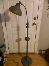 VINTAGE MID CENTURY INDUSTRIAL DOCTOR/DENTIST MEDICAL LIGHT FLOOR LAMP