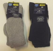 Men's Diabetic Socks 6 PAIRS  3 Pairs Of Gray And 3 Pairs Of Navy Size 10-13