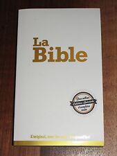 French Bible, La Bible, Segond 21, Paperback 21st century Segond, Economy Bible
