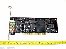 Creative Sound Blaster THX Certified HP DELL ASUS LENOVO ACER Gaming Sound Card