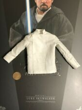 Hot Toys Luke Skywalker TLJ Crait Ver MMS507 White Shirt loose 1/6th scale