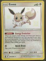 Pokemon Card   EEVEE   Holo Rare  SV41/SV94   HIDDEN FATES  **MINT**