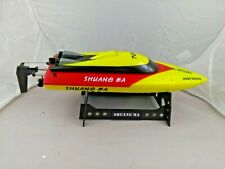 Radio controlled 7011 racing boat  2.4GHz by Dazzling Toy remote control boat