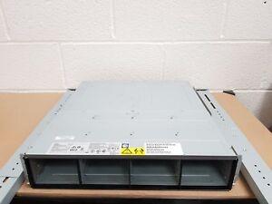 IBM Storwize V3700 1G iSCSI 8G Fibre Channel 12x 3.5'' LFF SAN Array 2072-12C