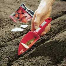 Seedmaster Seed Dispenser Interchangeable Baffles Handheld