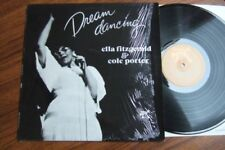 Ella Fitzgerald 33RPM Speed Big Band & Swing LP Records